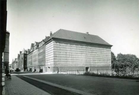 ARH Slg. Mütze 171, Luftschutzbunker Tonstraße, Linden, vor 1945