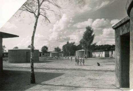 ARH Slg. Mütze 175, Splitterbunker Vinnhorster Weg, Hannover, vor 1945