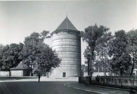 ARH Slg. Mütze 176, Luftschutzbunker Deisterplatz, Linden, zwischen 1941/1945