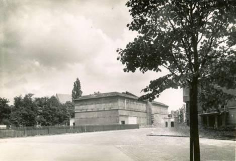 ARH Slg. Mütze 181, Luftschutzbunker Lönsstraße, Zoo, zwischen 1942/1945
