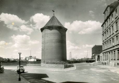 ARH Slg. Mütze 183, Luftschutzbunker Sandstraße, Hannover, 1944