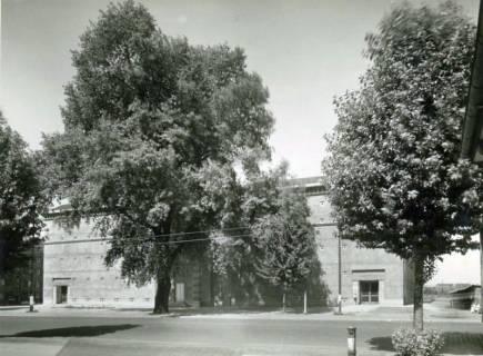 ARH Slg. Mütze 185, Luftschutzbunker Herrenhäuser Straße, Herrenhausen, 1944