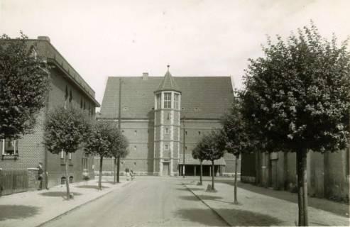 ARH Slg. Mütze 188, Luftschutzbunker Bahnhofstraße, Misburg, vor 1944