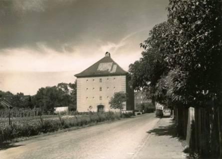 """ARH Slg. Mütze 190, Luftschutzbunker """"Höfestraße"""", List, zwischen 1941/1945"""