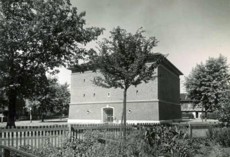 """ARH Slg. Mütze 191, Luftschutzbunker """"Fuldastraße"""", Leinhausen, zwischen 1944/1945"""