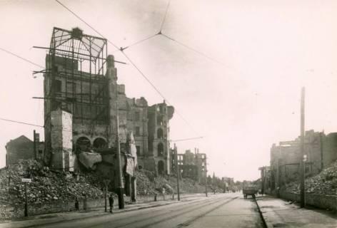 ARH Slg. Mütze 194, Karmarschstraße, Hannover, zwischen 1943/1949