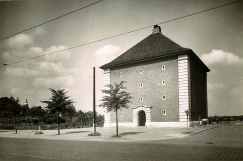 ARH Slg. Mütze 201, Luftschutzbunker im Wölpfelde, Wülfel, ohne Datum