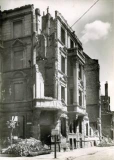 ARH Slg. Mütze 206, Krausenstraße (Ecke Hartmannstraße), Hannover, zwischen 1943/1949