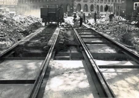 ARH Slg. Mütze 224, Umbau des Ernst-August-Platzes?, Hannover, 1938