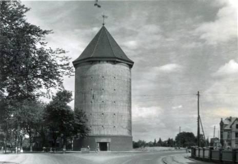 ARH Slg. Mütze 253, Luftschutzbunker Hannoversche Straße, Misburg, vor 1945