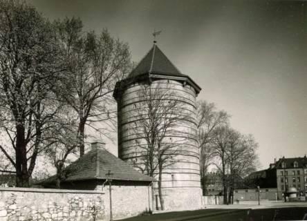 ARH Slg. Mütze 254, Luftschutzbunker Deisterplatz, Linden, zwischen 1941/1945