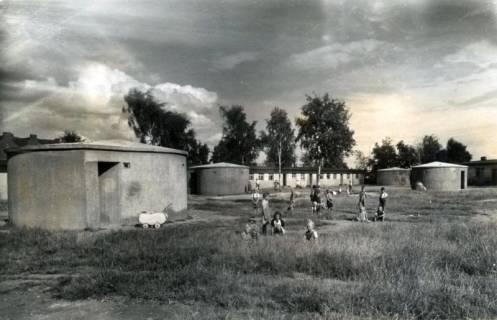 ARH Slg. Mütze 256, Splitterbunker Vinnhorster Weg, Hannover, vor 1945