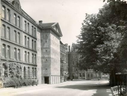 ARH Slg. Mütze 259, Luftschutzbunker Friesenstraße, Oststadt, 1944