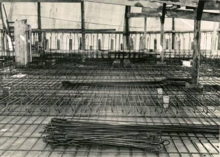 ARH Slg. Mütze 260, Baustelle des Luftschutzbunkers Bunnenbergstraße, Hainholz, 1941