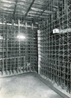 """ARH Slg. Mütze 262, Bau des Luftschutzbunkers """"Höfestraße"""", List, um 1940"""