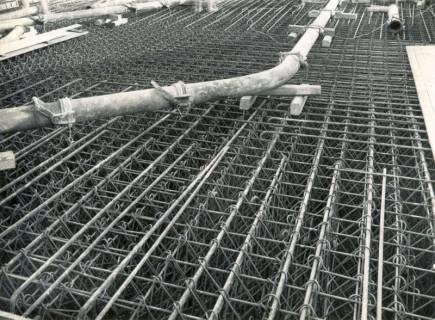 ARH Slg. Mütze 263, Bau des Luftschutzbunkers am Klagesmarkt, Hannover, 1944