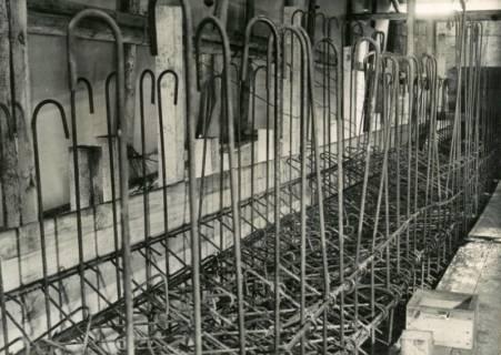 ARH Slg. Mütze 264, Baustelle des Luftschutzbunkers Bunnenbergstraße, Hainholz, 1941