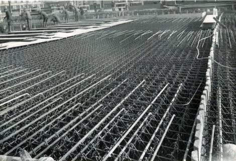 ARH Slg. Mütze 274, Bau des Luftschutzbunkers am Klagesmarkt, Hannover, 1941