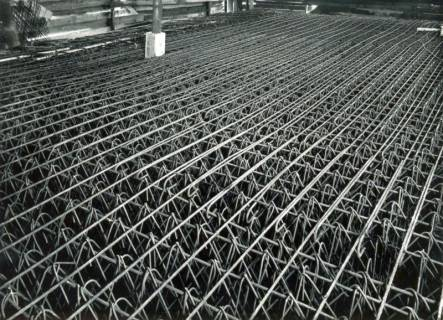"""ARH Slg. Mütze 279, Bau des Luftschutzbunkers """"Höfestraße"""", List, 1941"""