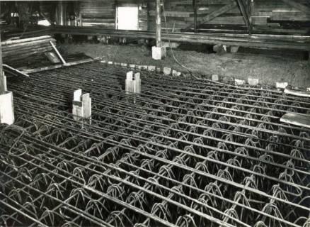 """ARH Slg. Mütze 280, Bau des Luftschutzbunkers """"Höfestraße"""", List, 1941"""