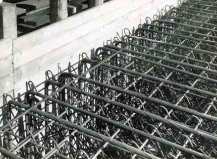 ARH Slg. Mütze 281, Bau des Luftschutzbunkers am Klagesmarkt, Hannover, 1941