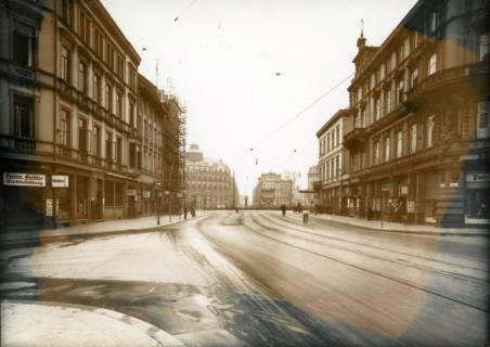 ARH Slg. Mütze 285, Georgsplatz, Hannover, vor 1945