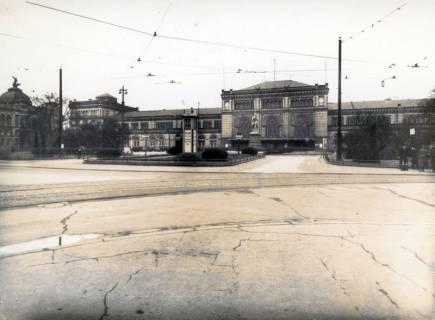 ARH Slg. Mütze 298, Ernst-August-Platz, Hannover, vor 1945