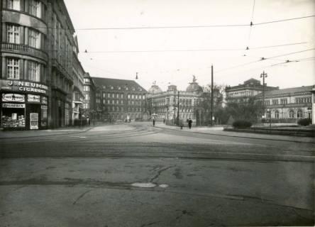 ARH Slg. Mütze 302, Ernst-August-Platz, Hannover, vor 1945