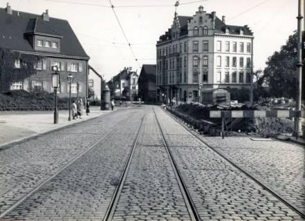 ARH Slg. Mütze 303, Schulenburger Landstraße vor dem Umbau, Hannover, vor 1945