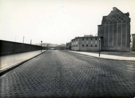 ARH Slg. Mütze 306, Blick auf die Kopernikusstraße in Richtung Sandstraße, Hannover, vor 1941
