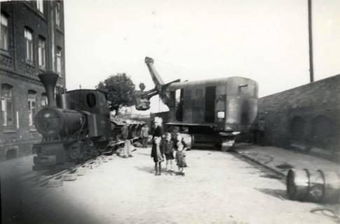 ARH Slg. Mütze 308, Schöneworth?, Hannover, 1946