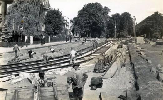 ARH Slg. Mütze 339, Umbau Königsworther Platz, Hannover, 1932
