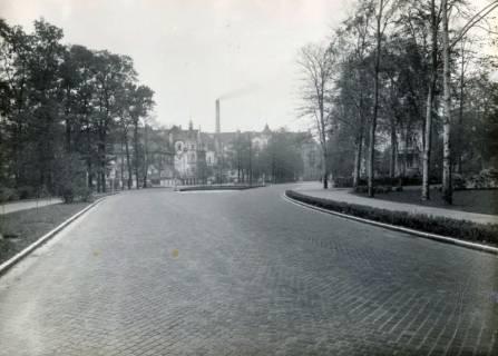 ARH Slg. Mütze 342, Bernadotteallee nach Umbau, List, um 1935