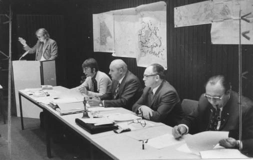 ARH Slg. Bartling 8, Vortrag Prof. Dr. Detlef Grieswelle, 1973