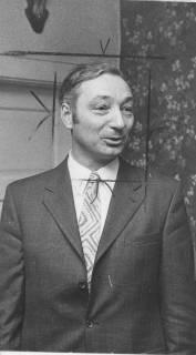 ARH Slg. Bartling 14, Georg Jendritza, Fraktionsführer der CDU, 1974