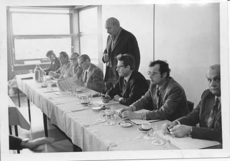 ARH Slg. Bartling 20, Informationsveranstaltung für Mandatsträger (?), um 1975