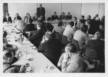 ARH Slg. Bartling 22, Informationsveranstaltung für Mandatsträger (?), 1974