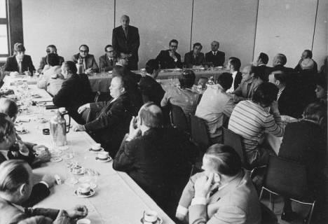 ARH Slg. Bartling 24, Informationsveranstaltung für Mandatsträger (?), 1974