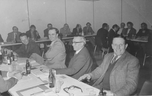 ARH Slg. Bartling 28, Ratssitzung, 1974