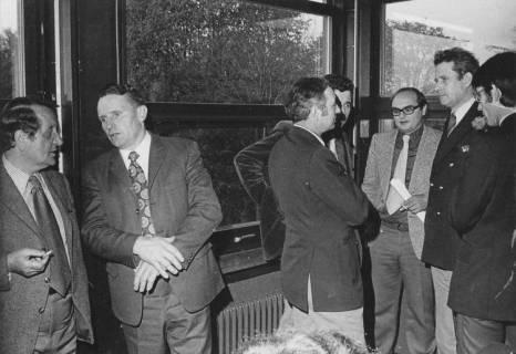ARH Slg. Bartling 29, Sitzung des Bauausschusses, um 1975