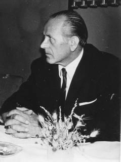 ARH Slg. Bartling 32, Michael Baldauf, Ratsherr und Landtagsabgeordneter (CDU), 2. stellv. Bürgermeister, um 1975