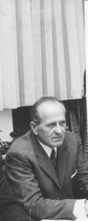 ARH Slg. Bartling 33, Michael Baldauf, Ratsherr und Landtagsabgeordneter (CDU), 1971