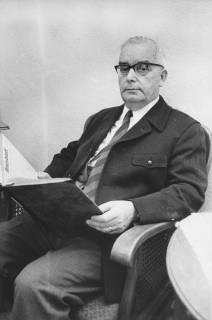 ARH Slg. Bartling 39, Ratsherr Dr. Georg Niffka, 1973