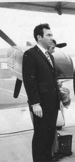 ARH Slg. Bartling 41, Rudolf Löffler, Ortsbürgermeister in Poggenhagen, um 1975