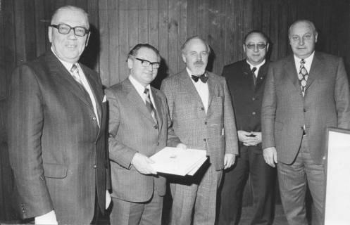 ARH Slg. Bartling 46, Ratsherren, 1974