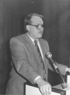 ARH Slg. Bartling 49, Jürgen Fricke, Ratsherr (SPD), um 1975
