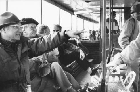 ARH Slg. Bartling 51, Ausflug der Ratsherren mit Schiff, um 1975
