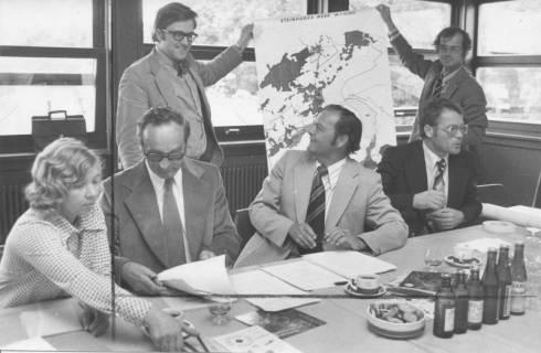 ARH Slg. Bartling 86, Vortrag vor dem Fremdenverkehrsverband über Flächennutzung im Bereich Mardorf, 1974