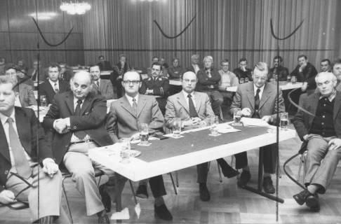 ARH Slg. Bartling 107, Sitzung, 1974
