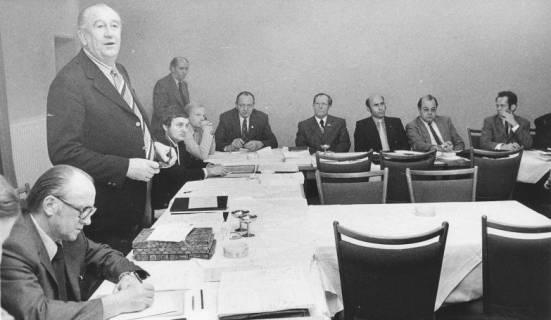 ARH Slg. Bartling 108, Sitzung, 1974